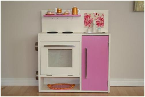 IKEA Hacker sind eben doch die Kreativeren. Miniküchen für Kinder ... | {Miniküche ikea 59}