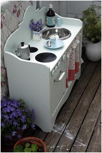 Gartenmobel Gunstig Non Wood : IKEA Hacker sind eben doch die Kreativeren Miniküchen für Kinder [R