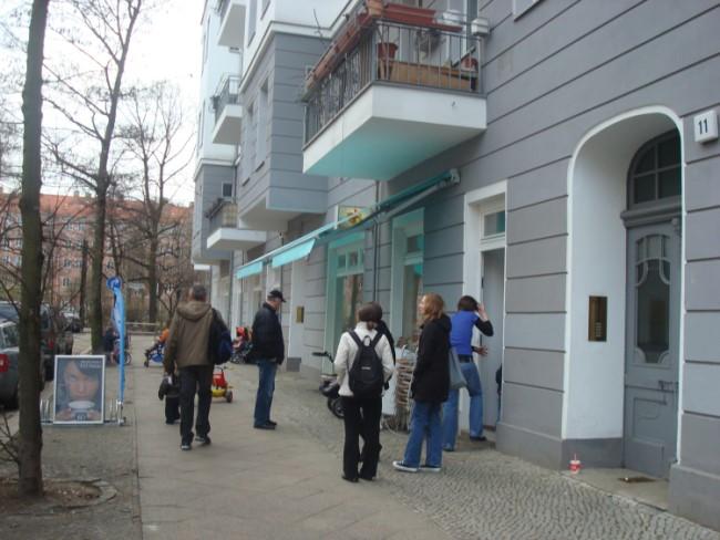 Müggelstraße Berlin eltern café rappelkiste in der müggelstraße friedrichshain
