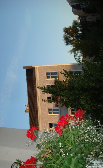 Über den Dächern von Friedrichshain