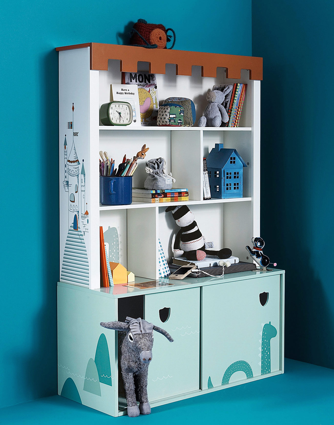 2 in 1 regal und puppenhaus berlinfreckles reiseblog mamablog. Black Bedroom Furniture Sets. Home Design Ideas