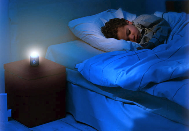 Nachtlicht fürs Kinderzimmer