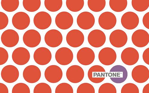 Tangerine Tango von Pantone