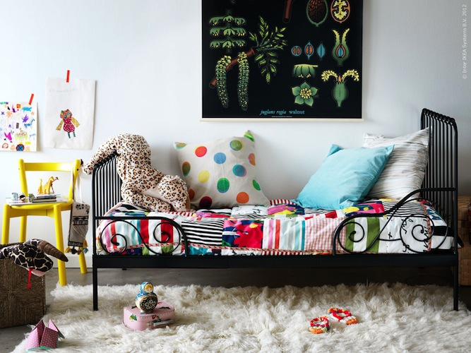 Ikea Toddler Bed With Canopy ~ Ikea Kinderzimmer images
