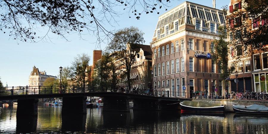 Vorfreude auf Amsterdam: Das Radisson Blu Hotel Amsterdam