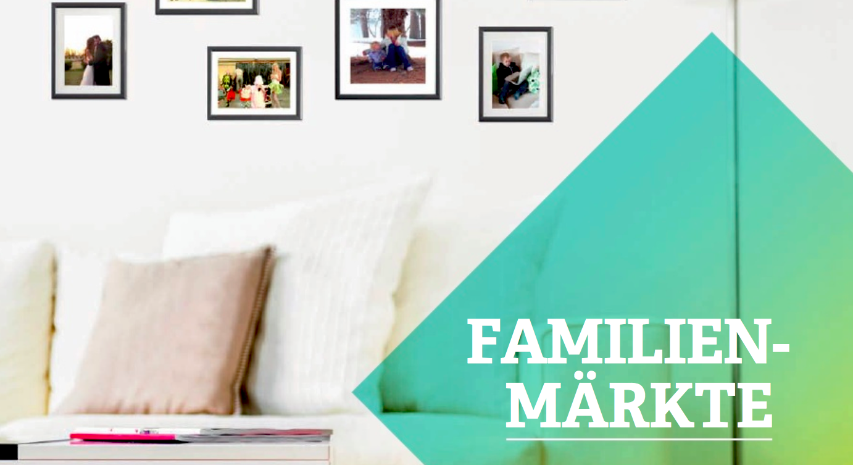 Wir sind nicht nur Familie, wir sind Markt: Cover der Studie Familienmärkte, Quelle: www.zukunftsinstitut.de