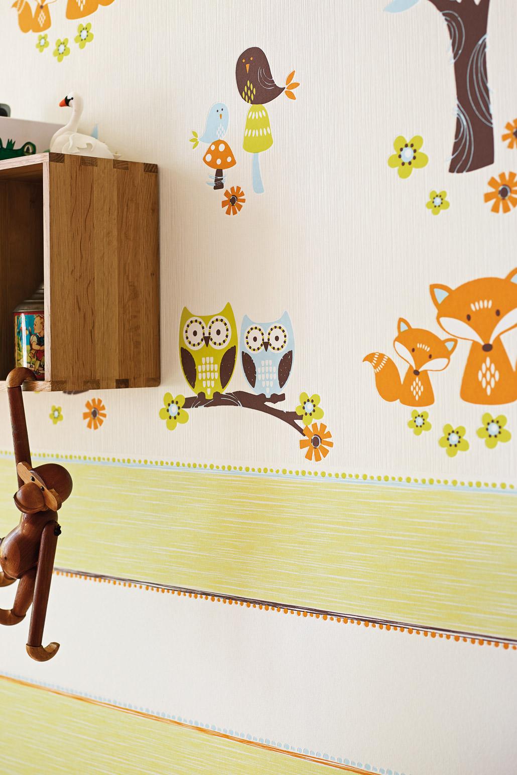 Eulen und Füchse im Kinderzimmer - BerlinFreckles • Reiseblog & Mamablog